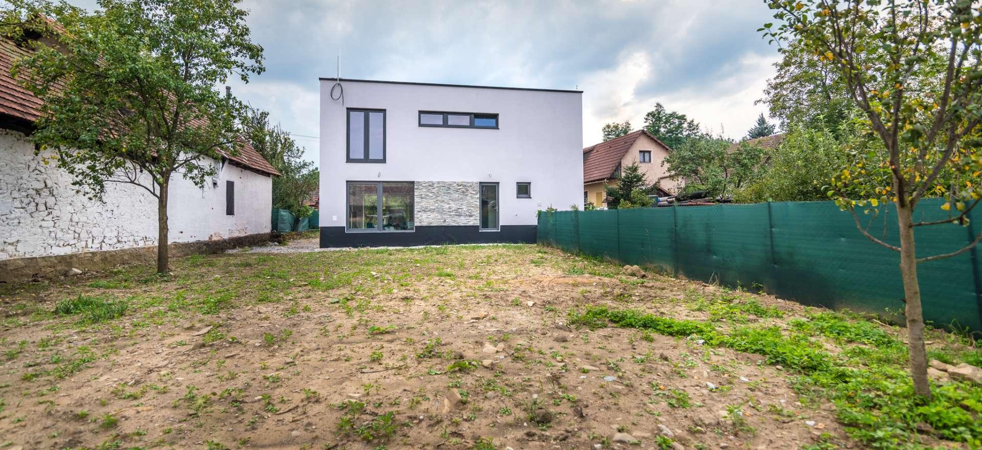 Nové domy na predaj